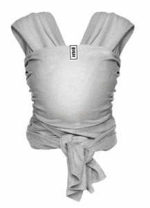ByKay sling Stretchy Wrap Deluxe grau