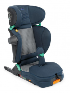 Chicco car seat Fold & Go I-Size group 2-3 blue