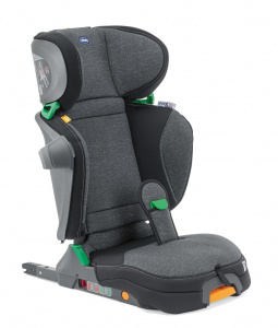 Chicco car seat Fold & Go I-Size group 2-3 polycotton grey