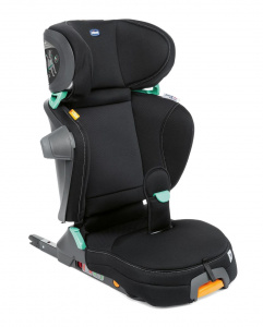 Chicco car seat Fold & Go I-Size group 2-3 polycotton black