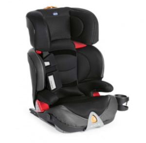 Chicco car seat Oasys EVO junior polyester group 2-3 black