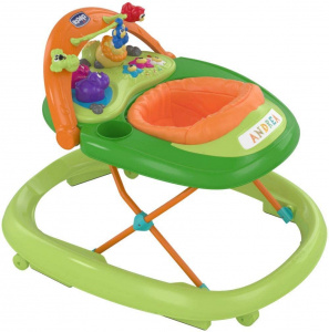 Chicco baby walker Green Wave junior 81 x 66 cm groen