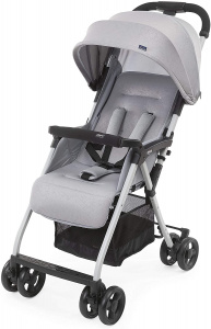 Chicco buggy Ohlala-3 101 cm polyester/aluminium grijs