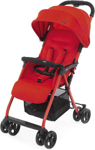Chicco buggy Ohlala-3 101 cm polyester/aluminium rood