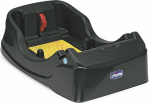Chicco Isofix Auto Fix Basisjunior 50 x 31 cm black