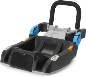 Chicco Isofix Key Fit Basisjunior 42 x 48 cm black