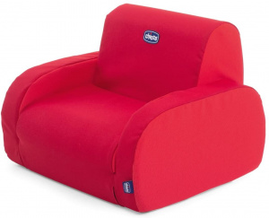 Chicco children's chair junior 50 cm polyester red