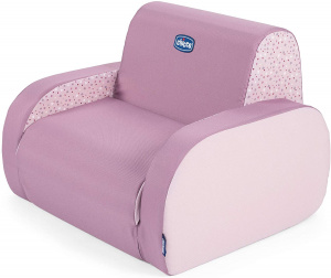 Chicco children's chair girls 50 cm polyester pink