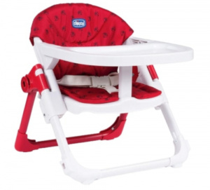Chicco high chair Lady Bug junior 42 cm white/red 4-piece