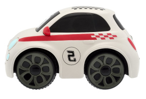 Chicco RC Fiat 500 Sport junior 36 cm blanc