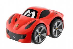 Chicco toy car Turbo Touch Ferrari F12junior red