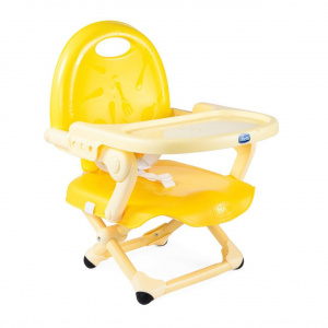 Chicco booster chair Pocket Snack junior 36 cm yellow