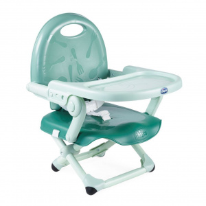 Chicco seat booster Pocket Snack junior 36 cm green