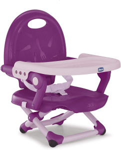 Chicco seat elevation Pocket Snackgirls 32 x 36 cm purple