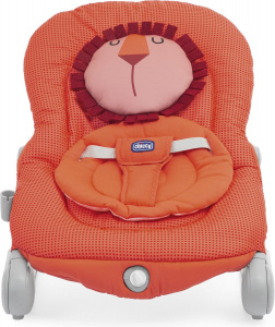 Chicco rocking chair Relax Balloon Lion 47 x 62 cm aluminum orange