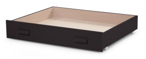 Childhome bed drawer Park 94black 74 x 88 x 16 cm