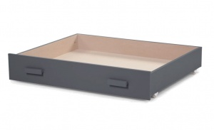 Childhome box drawer Park 94with wheels 88 cm anthracite
