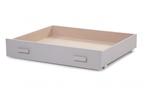 Childhome box drawer Park 94with wheels 88 cm grey