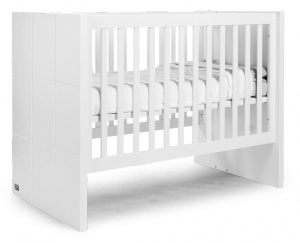 Childhome growing bed 2-in-1 Quadro120 x 60/200 x 90 cm white