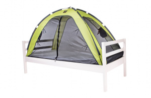 Deryan bedtent junior 200 cm polyester green