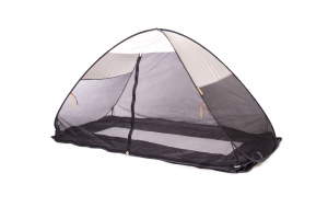 Deryan bedtent Pop-Up junior 200 cm polyester beige