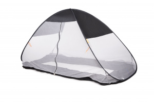 Deryan bedtent Pop-Up junior 200 cm polyester grey