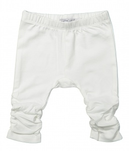 Dirkje pants wrinkled girls white