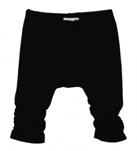 Dirkje pants wrinkled girls black