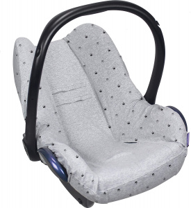 Dooky car seat cover Kroon universal cotton grey