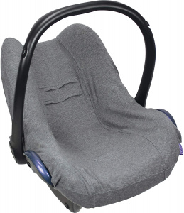 Dooky car seat cover universal cotton grey