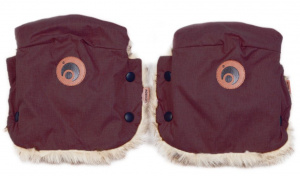 Easygrow handwarmers Exclusive polyester bordeaux
