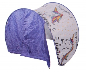 Eddy Toys unicorn dream tent for bed