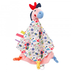 Fehn couverture câline Color Friendscheval junior 32 cm en peluche