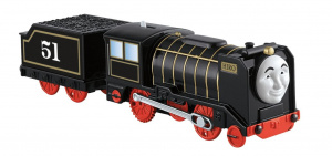 Fisher-Price speelgoedtrein Thomas de Trein Hiro zwart 2-delig
