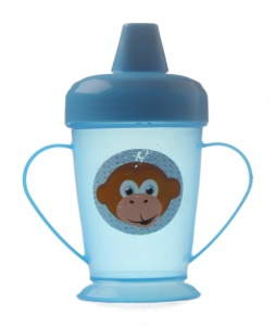 Free and Easy nozzle cup 13 cm blue
