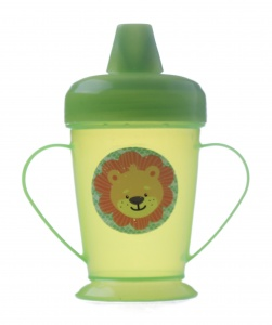Free and Easy nozzle cup 13 cm green