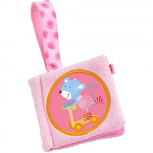 Haba baby book Mouse Merle 12 x 10 cm