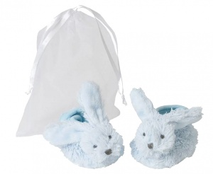 Happy Horse Rabbit Richie babyslofjes lichtblauw junior 10 cm