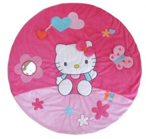 Hello Kitty Speelkleed Activity meisjes roze 86 cm