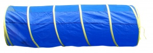 ACHOKA tunnel blue 180 x 60 cm