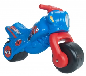 Injusa laufmotor The Boss Spider-Man65,5 cm blau/rot