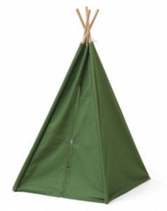 Kid's Concept mini-tip tent junior 53x75 cm polyester green