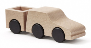 Kid's Concept pickup AIDENjunior 19 x 5,8 x 7 cm bois clair