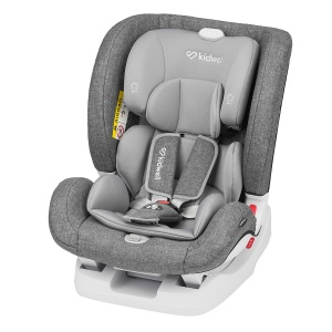 kidwell car seat Isofix SPOTgroup 0+ - 3 grey