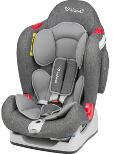 kidwell car seat Lynxgroup 0+-2 grey