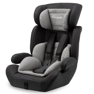kidwell car seat Mavigroup 1 - 3 black/grey