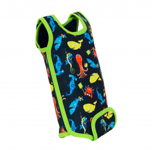 Konfidence wetsuit BabyWarma Characters Navy junior
