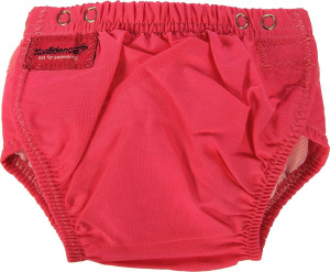 Konfidence swimming nappy Aquanappy girls pink one-size