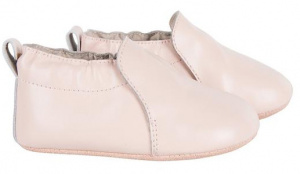 Little Indians baby shoes girls 10.5 cm leather pink