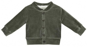Little Indians vest junior corduroy/katoen groen